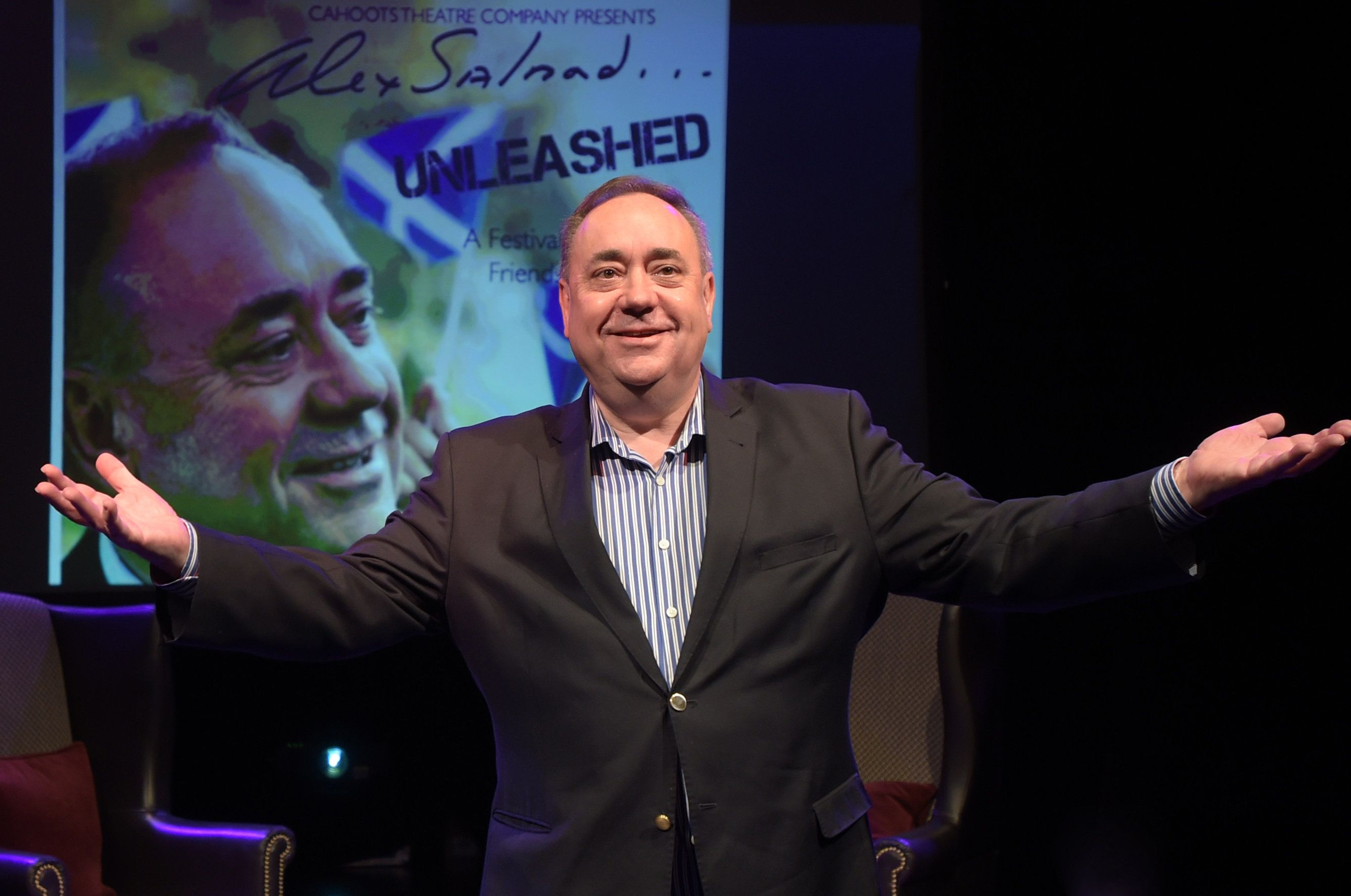 Alex Salmond Made A 'Joke' About Making Female Leaders Orgasm - And It Was Truly