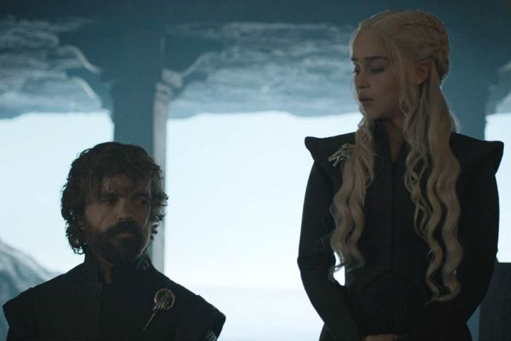 A short term partnership. Tyrion and Daenerys