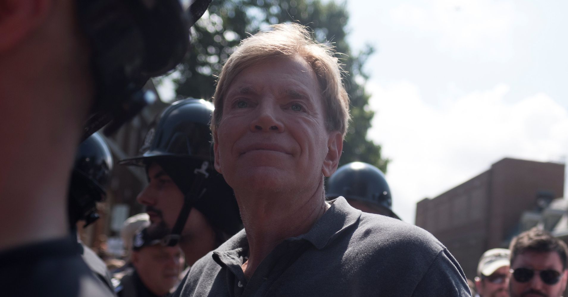 David Duke Has Meltdown After Trump Condemns White Supremacists In Charlottesville
