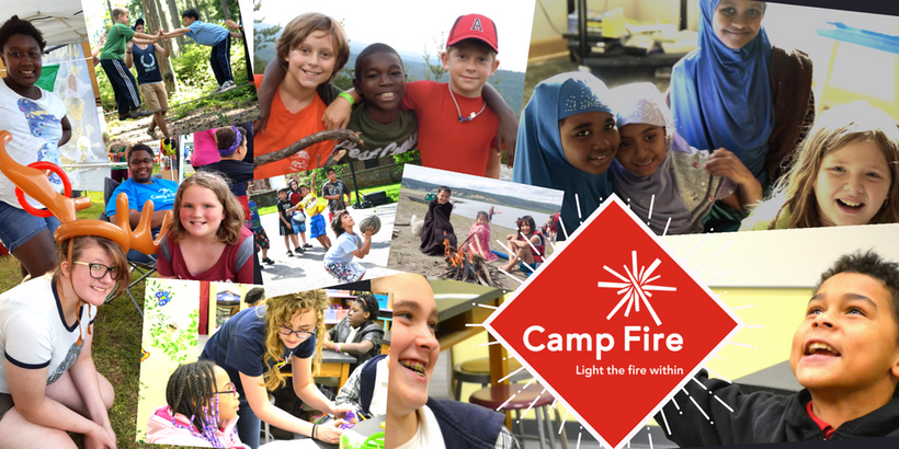 At Camp Fire, all are welcome. These are some of our inspiring youth from around the country.