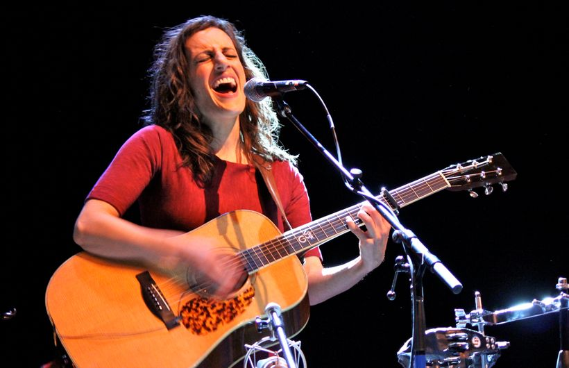 Nicky Mehta performs with the Wailin' Jennys at the Boulder Theater on March 11, 2015.