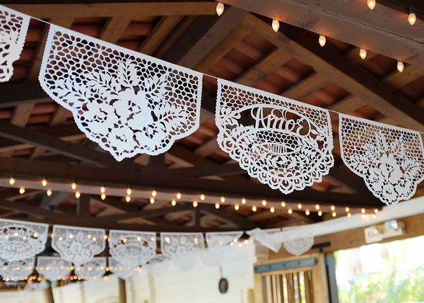 "Add some flair to your next get-together with these popular Mexican paper-cut banners. Shop them <a href=""https://www.et"