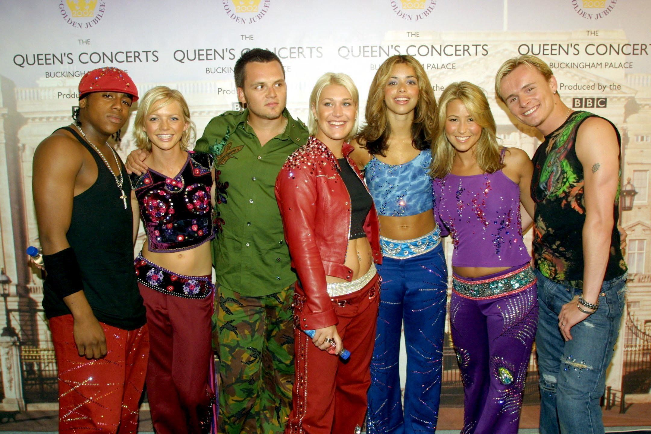 Former S Club 7 Star Confirms They've Had Talks To Join