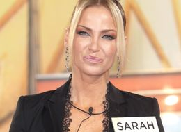 Celebrity Big Brother's Sarah Harding Ignites Girlband War Over Fifth Harmony 'Slutty' Digs
