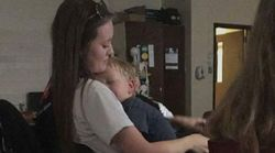 Mum Thanks Teen For Taking 3-Year-Old Brother To School After Family