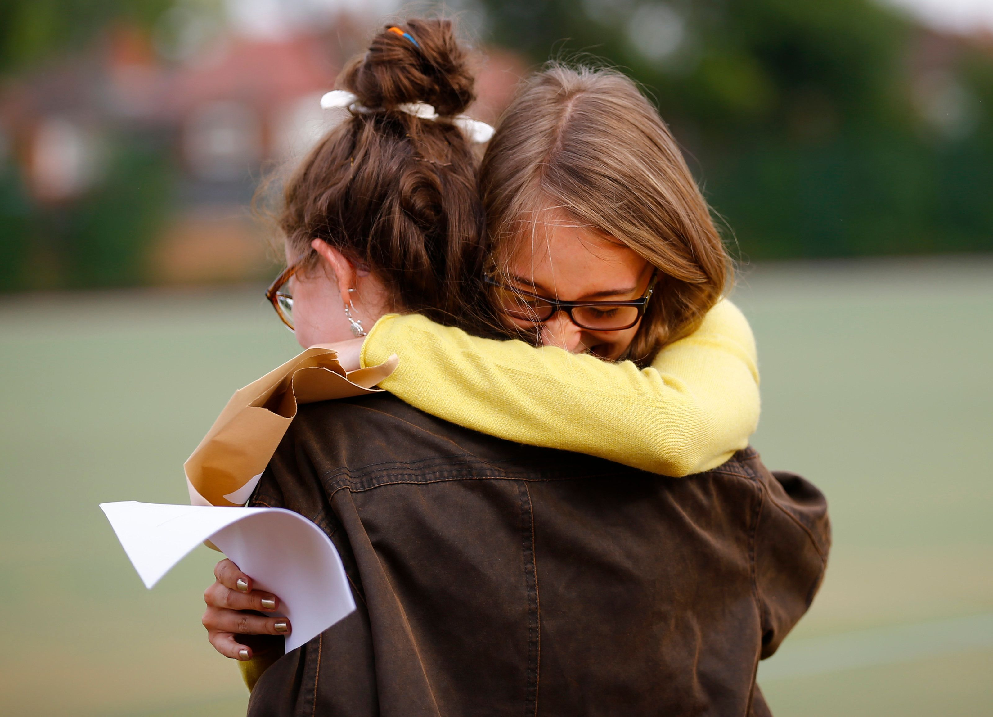 Yorkshire Coast Celebrates A Level Results