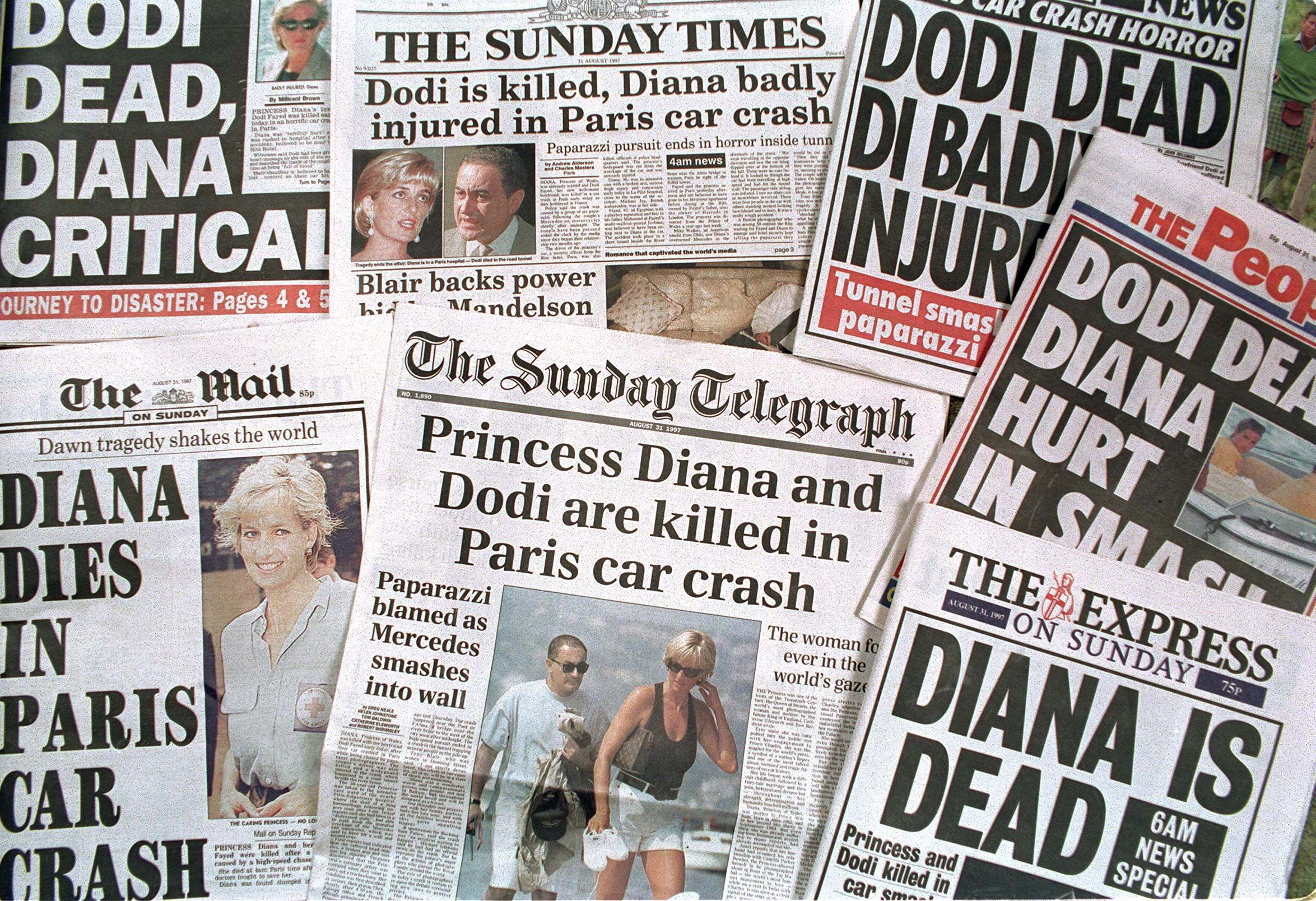 6 Times The Media And The Royals Have Clashed Since Princess Diana's