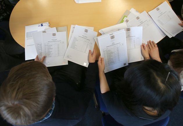 The new grades will help 'challenge' top performing students, says the