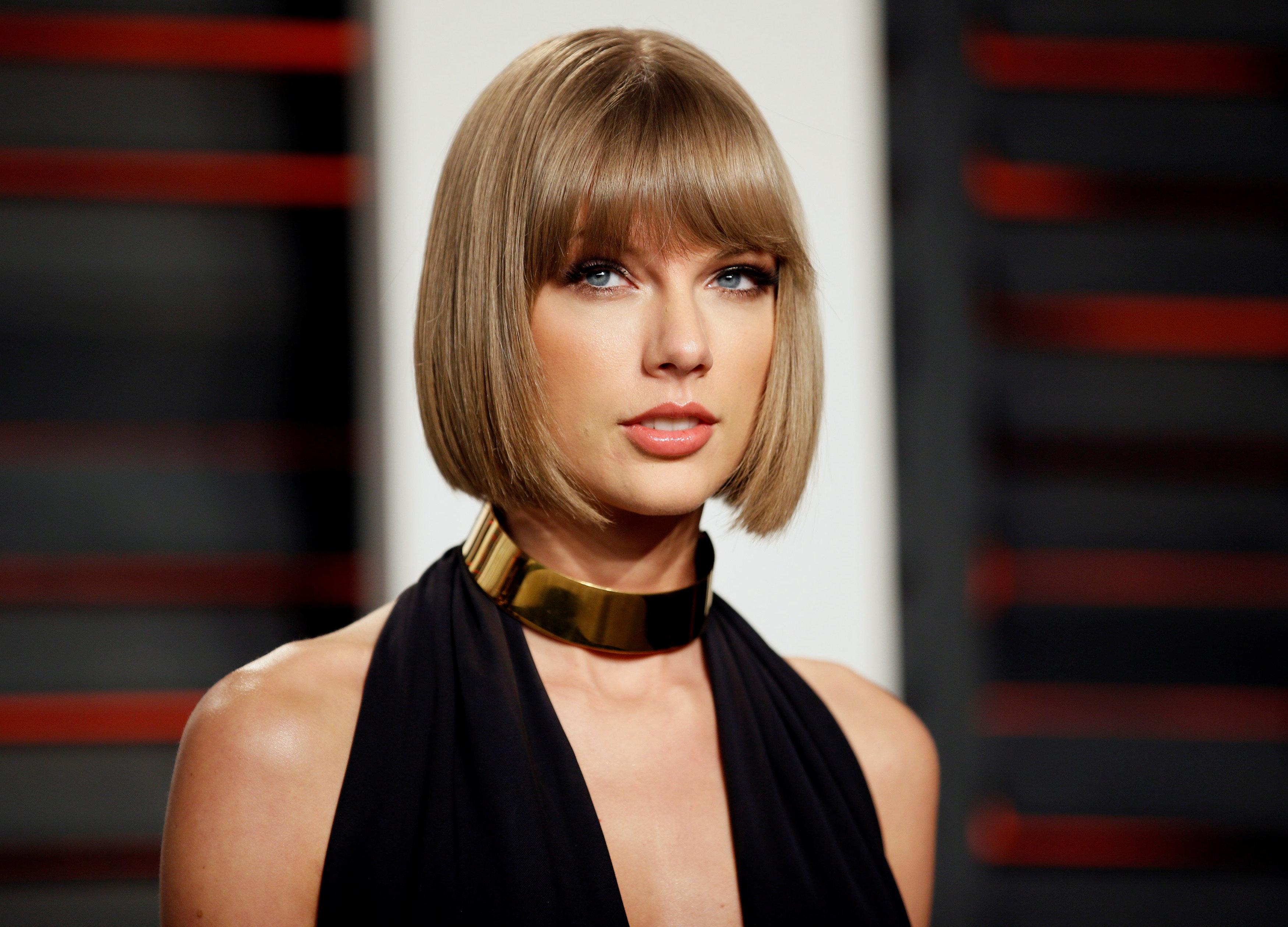 O que fez Taylor Swift querer apoiar organizações que lutam pelos direitos das