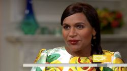 Mindy Kaling Confirms Pregnancy In Interview About