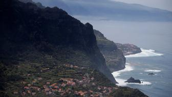A general view shows the small village of Arco de Sao Jorge on Madeira's North coast, Portugal, March 30, 2017.   REUTERS/Rafael Marchante