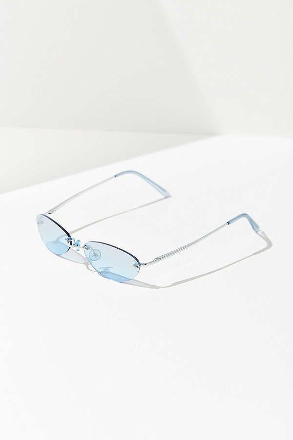 b4bb2de34b2 Super Small  90s Sunglasses Are Back In A Big Way