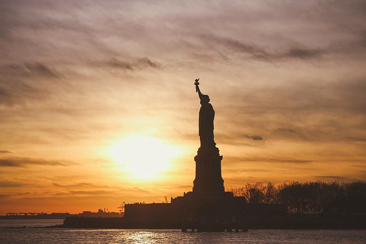 """""""Give me your tired, your poor, your huddled masses yearning to be free."""" -Emma Lazarus"""