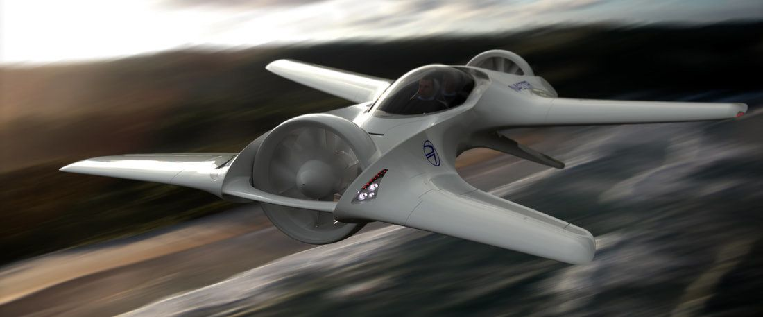 Stop Everything, DeLorean Is Actually Making A Flying Car And It Looks