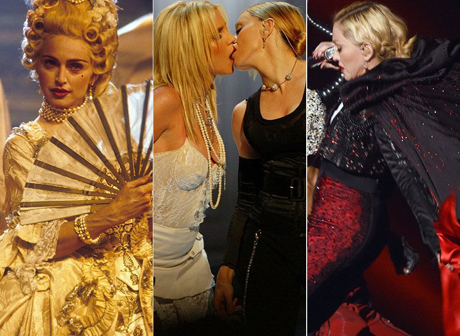 Madonna At 60: Her 10 Most Memorable Awards Show Performances -