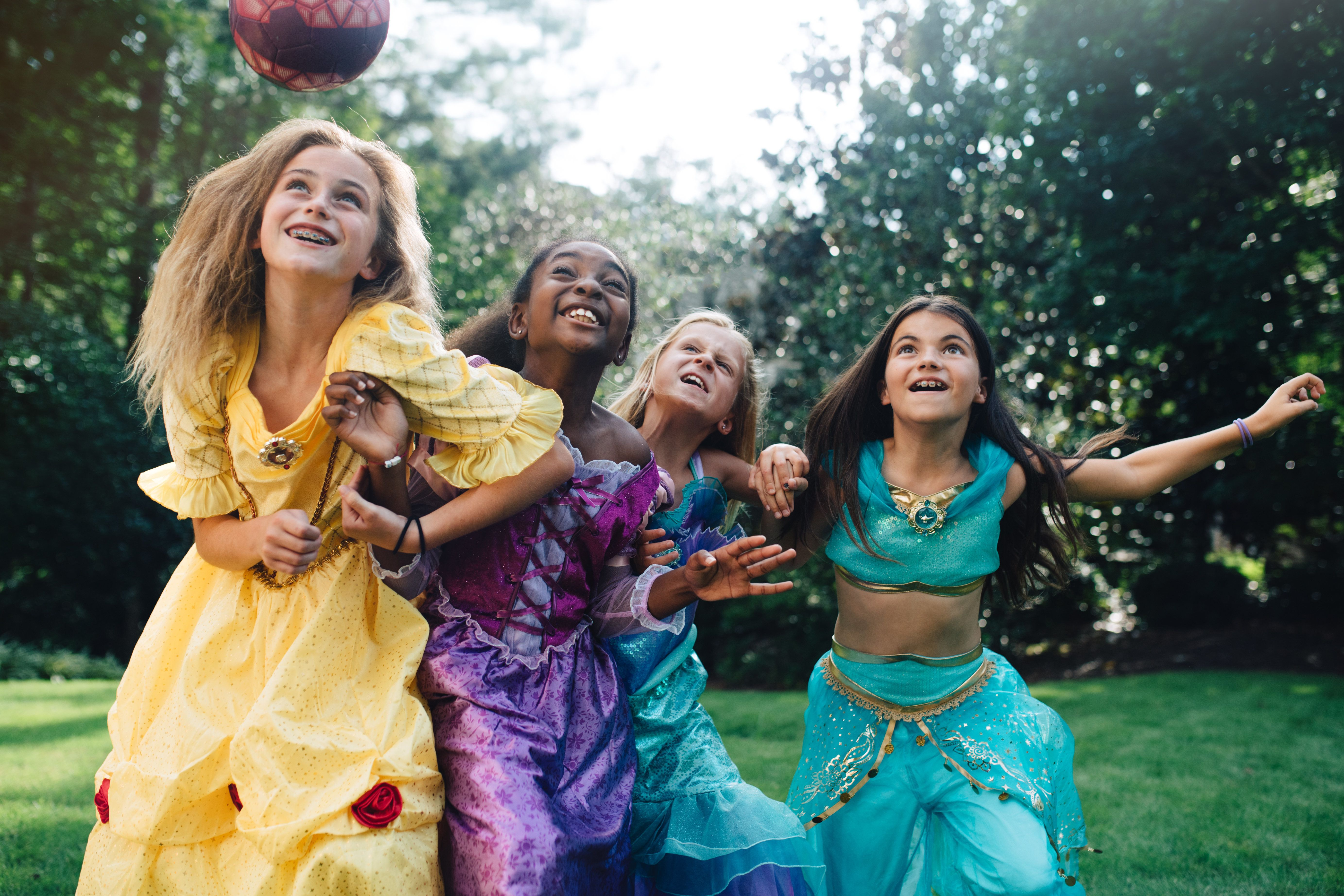 Disney's new project for its #DreamBigPrincess campaign highlights girls being fun, fierce and fearless.