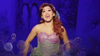 Actress Diana Huey fired back at critics who said she cant star as Ariel in the production of Little Mermaid due to her ethnicity
