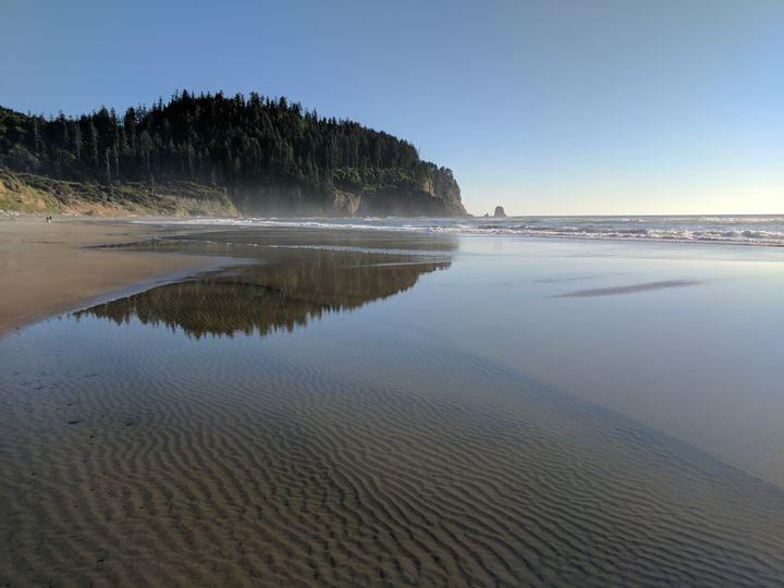 Discovering The Secrets Of Oregon's Coast With The Kids