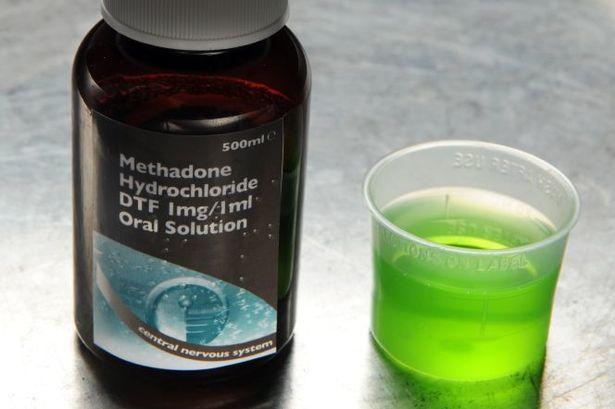 Methadone Liquid
