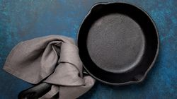 Think Twice Before Cooking This Ingredient In Your Cast Iron Frying
