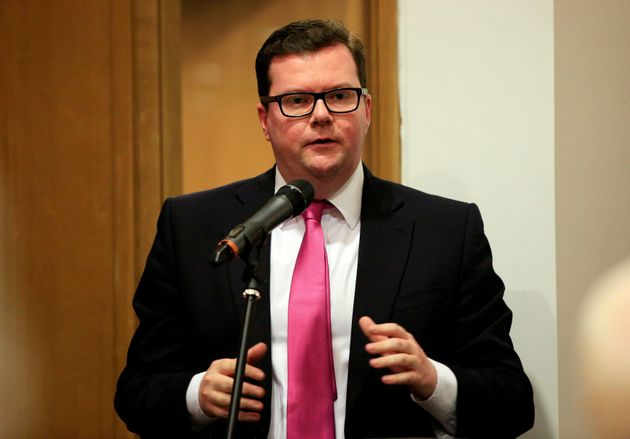 Labour's Conor McGinn, MP for St Helens North,is originally from County Armagh and grew up close...