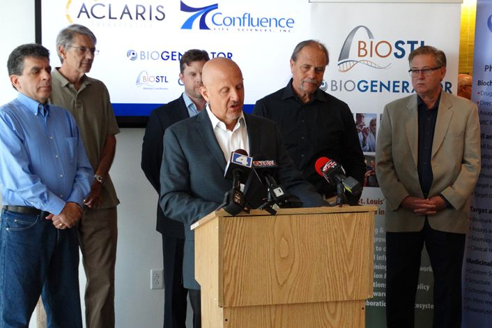 Aclaris announces acquisition of Confluence in St. Louis