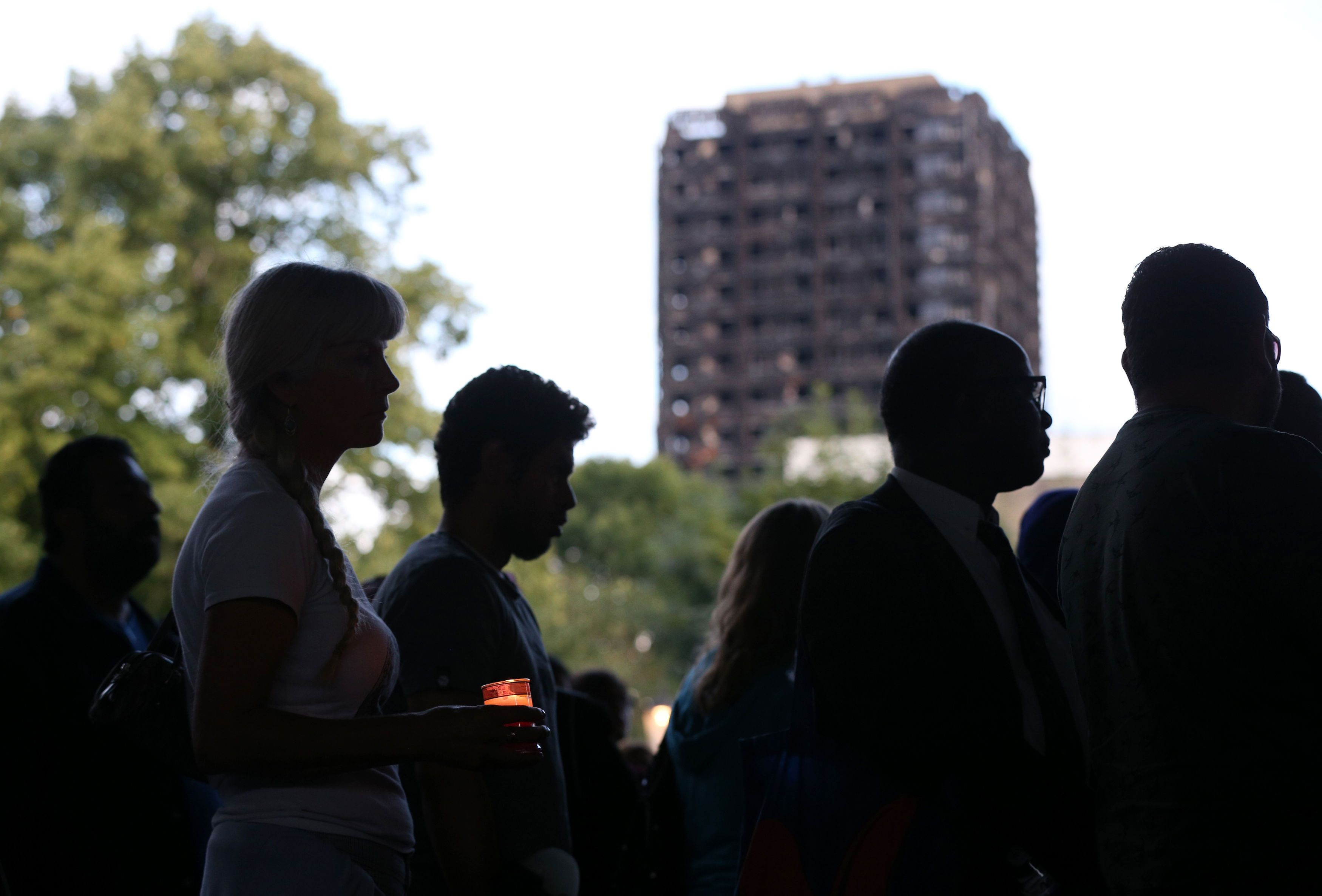 Britain launches inquiry into Grenfell Tower disaster