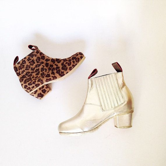 "We're obsessed with these handmade booties from Mexico. Shop them <a href=""https://www.etsy.com/shop/goldenponies?ref=co"