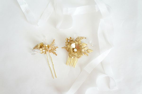 "Shop this gorgeous line of bridal accessories <a href=""https://www.etsy.com/shop/Lietofiore?ref=l2-shop-header-avatar"" target"