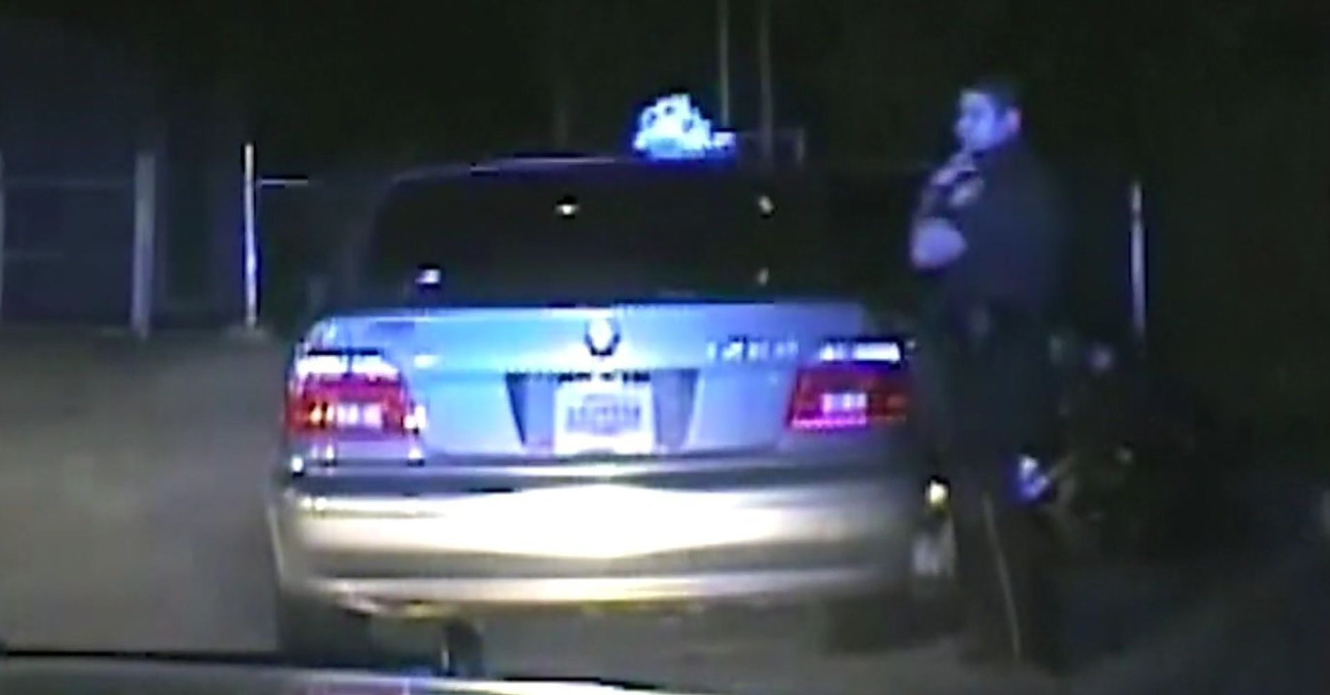 Dashcam Video Shows Cops Searching Woman's Vagina For 11 ...