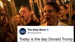 'The Daily Show' Defines Trump's Turning Point In 1 Sobering