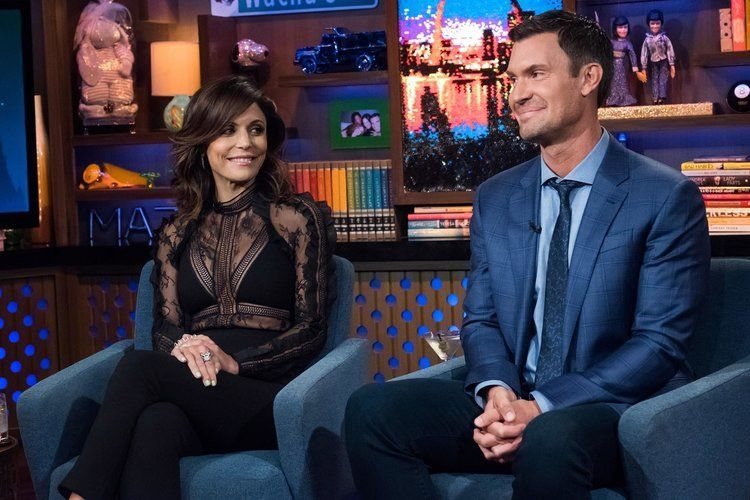Bethenny Frankel and Jeff Lewis on <em>Watch What Happens Live with Andy Cohen</em>