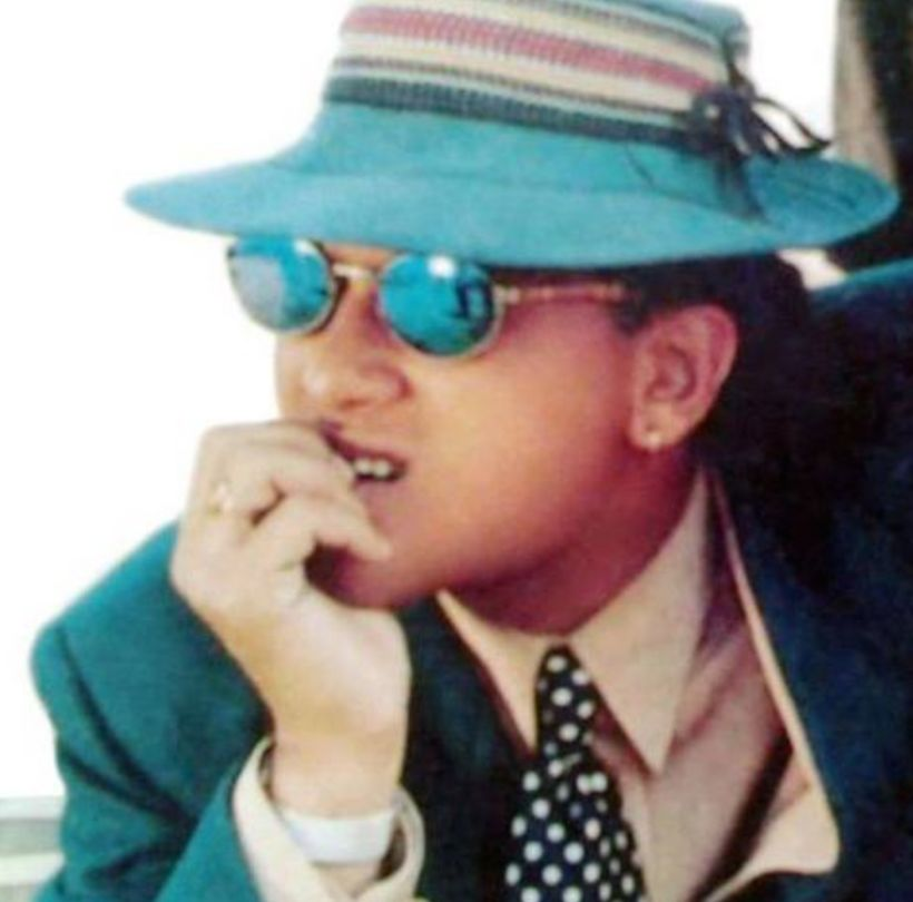 Salman Shah created a revolution : He looked different, he talked different, and he dressed different. Even his hairstyle was