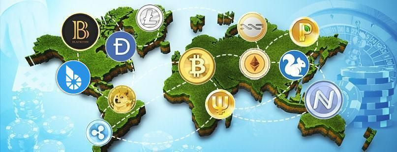 There are thousands of different tokens or digital coins in use today.