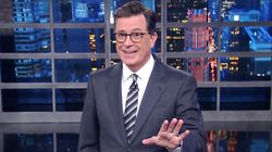 Stephen Colbert: Trump Might Not Be President By