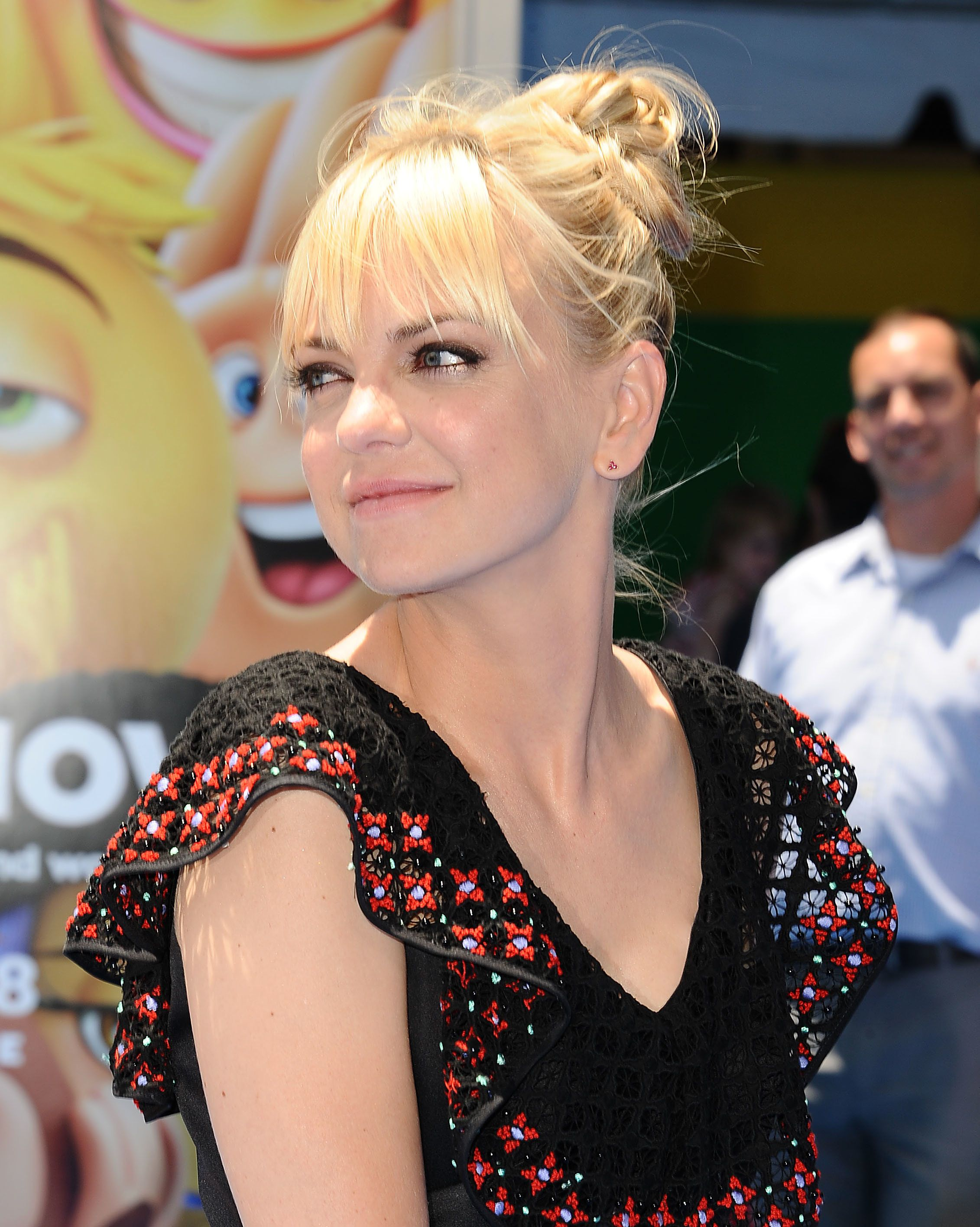 Anna Faris Breaks Silence In Wake Of Chris Pratt Break-Up
