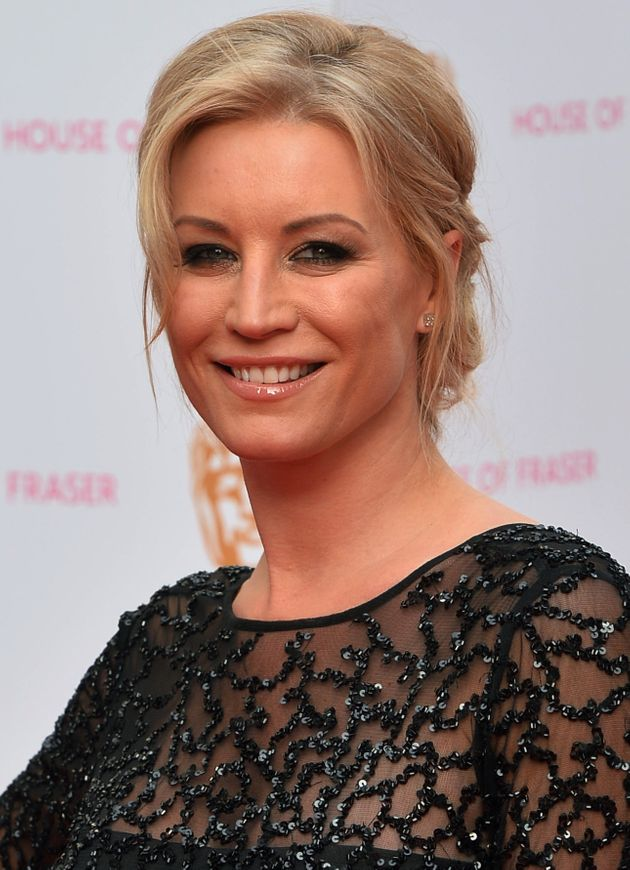 Denise Van Outen Reveals The Real Reason She Fell Out With Her 'Big Breakfast' Co-Host Johnny