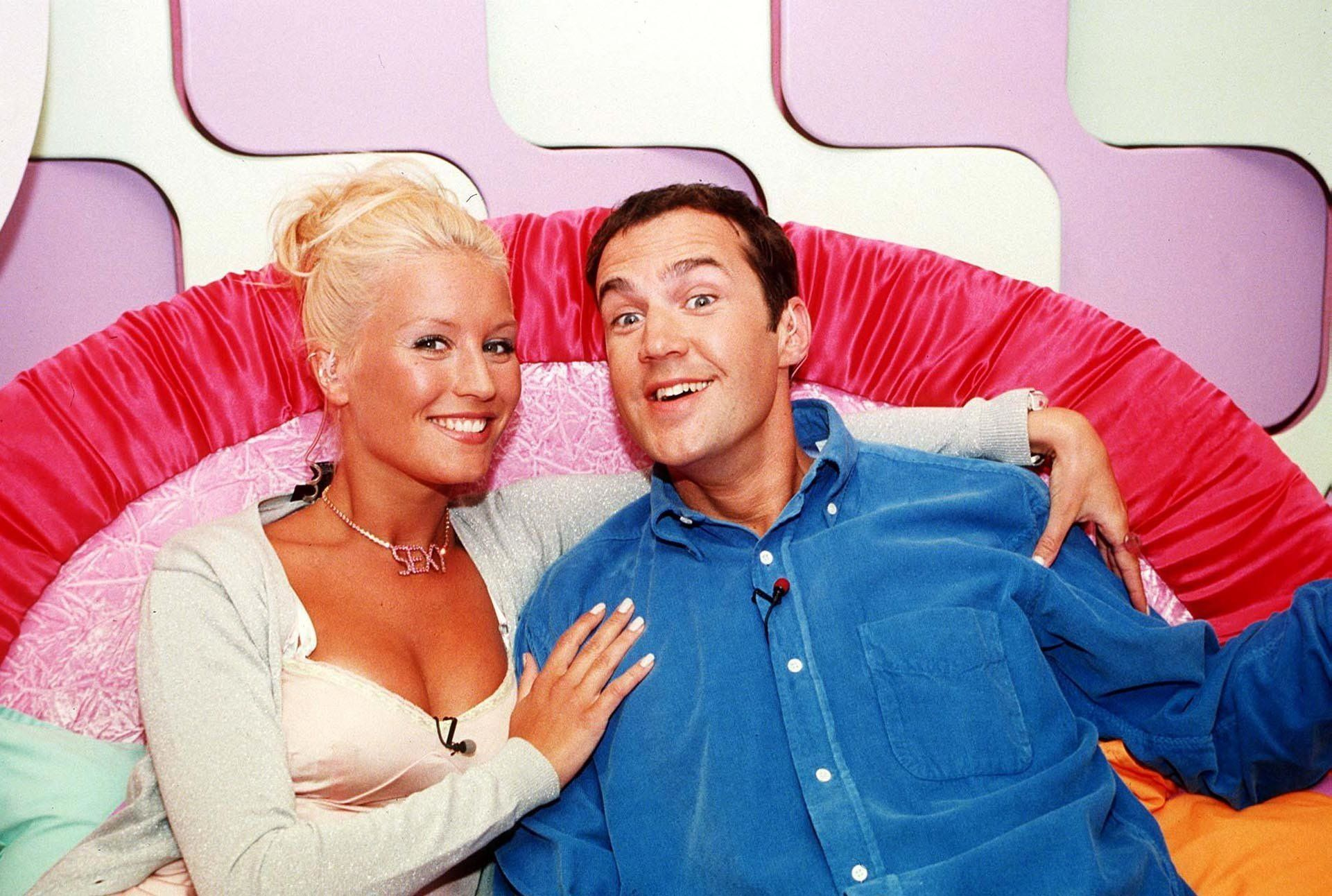 Denise and Johnny preseneted 'the Big Breakfast' together in the