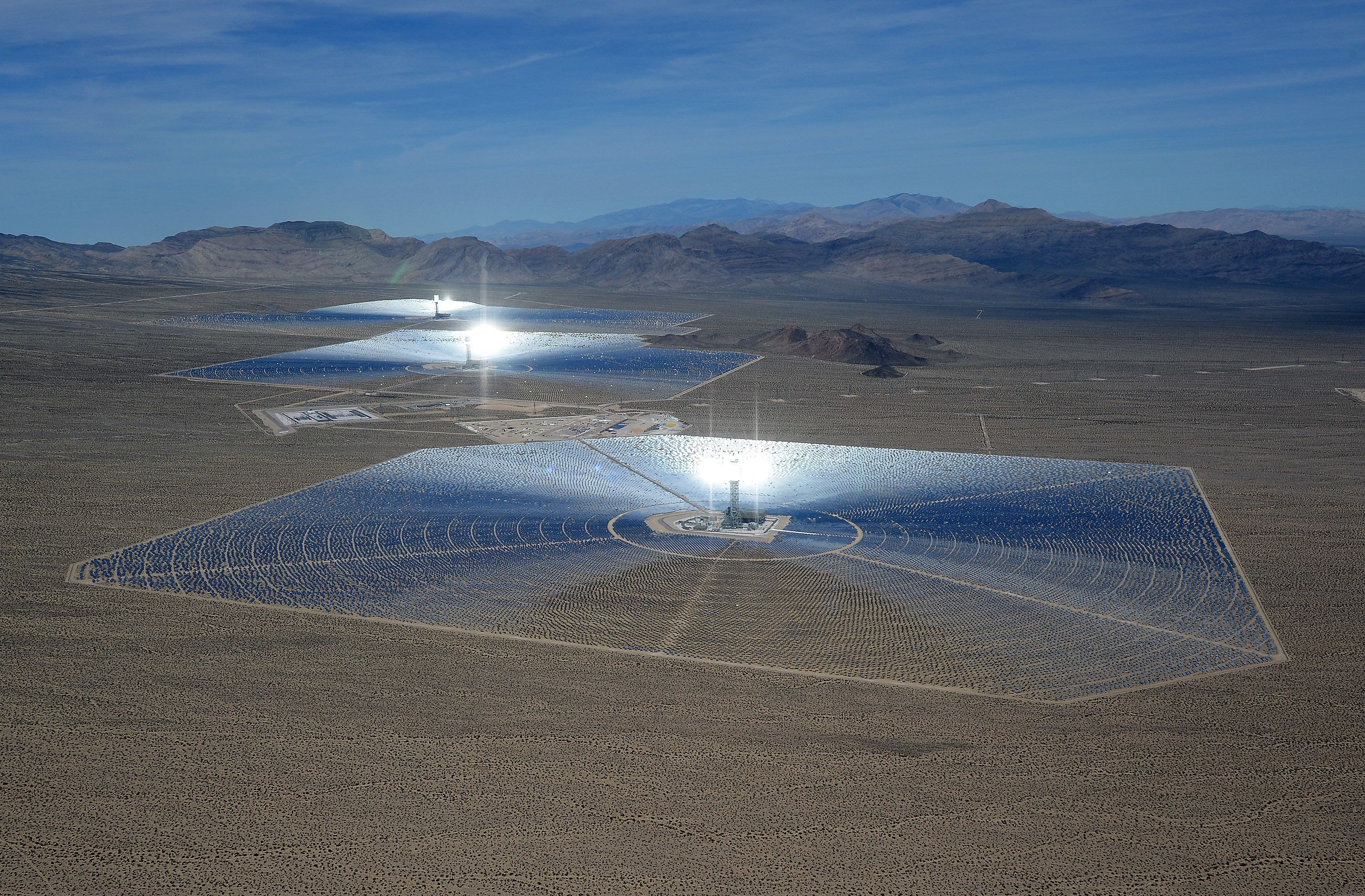 Australia Just Became Home To The World's Largest Solar Thermal Power