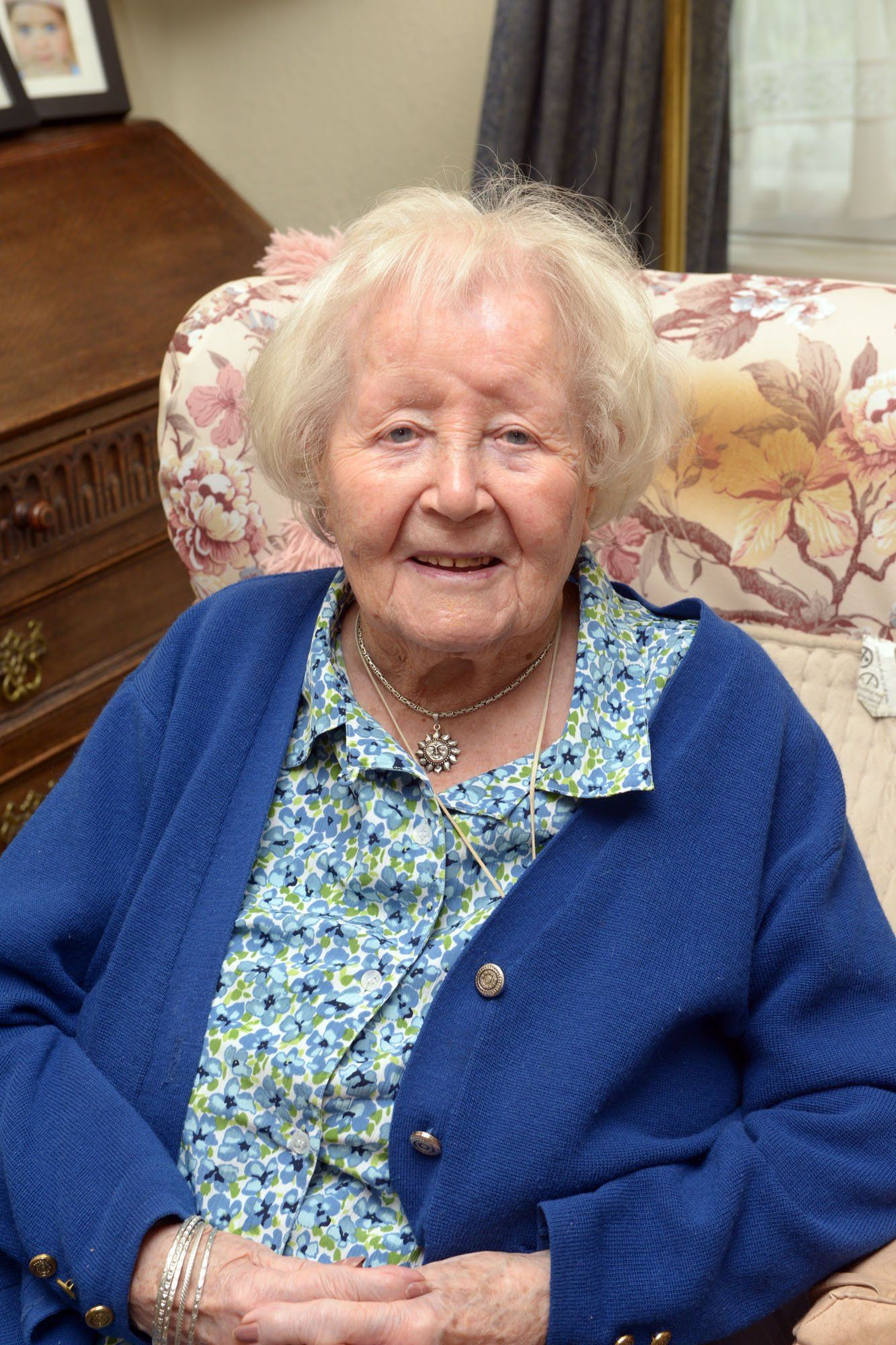 107-Year-Old Says Daily Glass Of Whisky Is The Key To Her