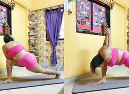 Fit Fix: Body Positive Yogi, Dolly Singh, Wants To Convince People That Anyone Can Do Yoga