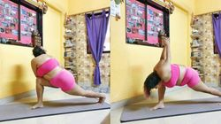 Body Postive Yogi Wants To Convince People Of All Sizes That Yoga Is For