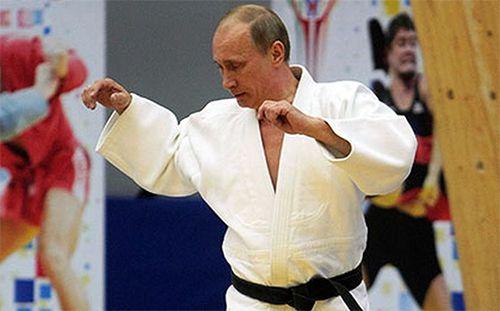 KGB Colonel and Judo Master