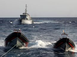 Exclusive: Libyan Coast Guard 'Colluding With People-Smugglers In Mediterranean'