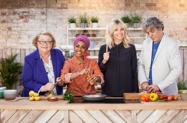 The 'Big Family Cooking Showdown'