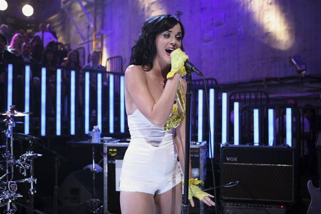A Brief History Of Katy Perry At The