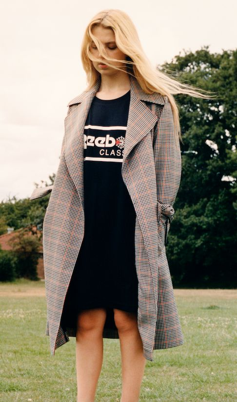 Daughter Of Noel Gallagher And Meg Matthews, Anaïs, Models In Hampstead With Reebok