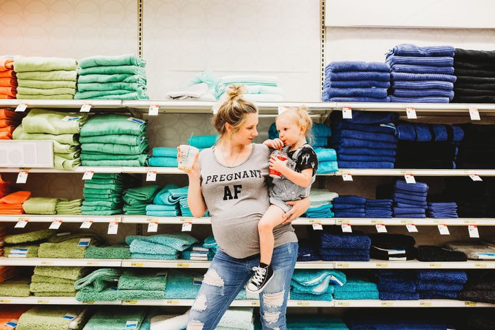 """I think a lot of moms like Target for the same reasons I do,"" she said."