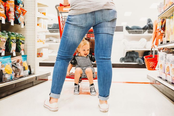 For the mom, this maternity shoot also had an even deeper significance beyond her love for Target.