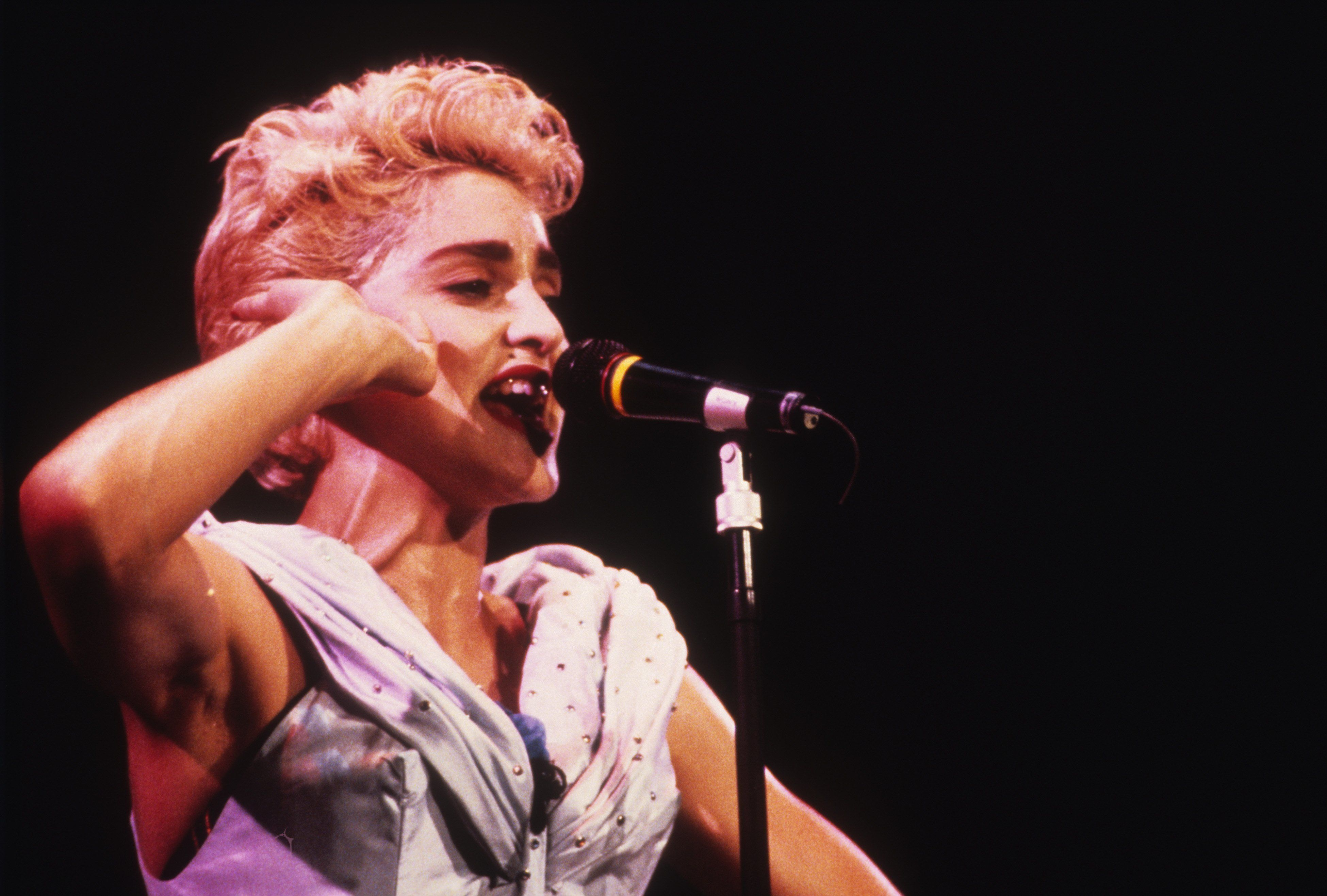 As The Rebel Heart Tour Kicks Off, A Former Madonna Collaborator Looks Back At The Early Days